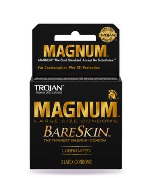 TROJAN® 12/3'S MAGNUM BARESKIN