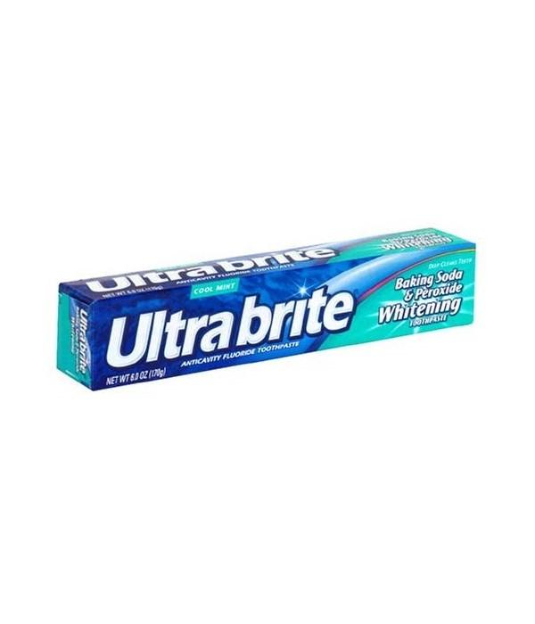 ULTRA BRITE® TP 6oz- BAKING SODA, USA - 24/CS  (56755)