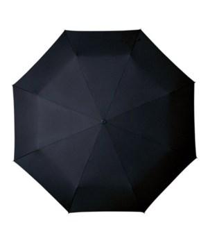 UMBRELLA® MEN'S REGULAR AUTOMATIC OPEN- BLACK- 12/UNIT