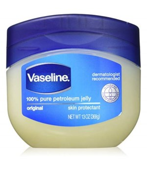 VASELINE® PETROLEUM JELLY 100 ML - ORIGINAL - 12/UNIT