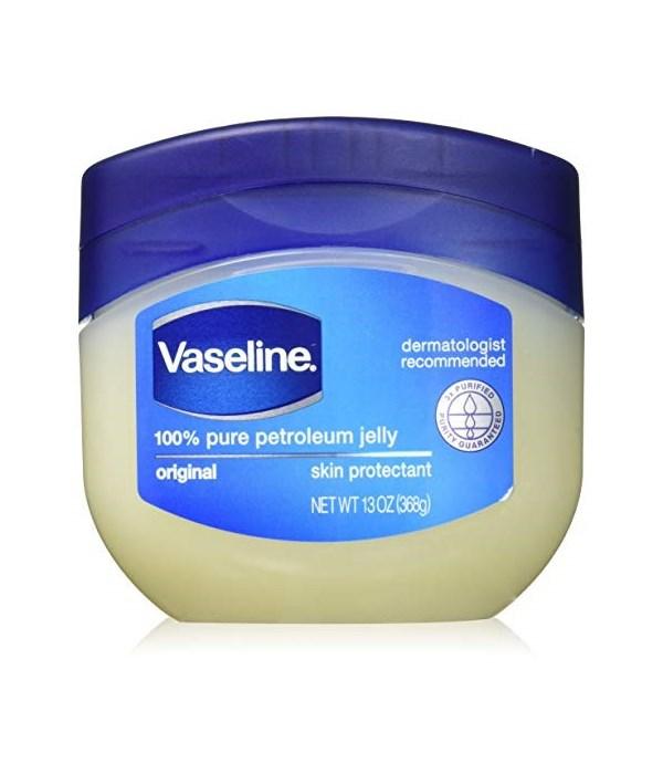 VASELINE® PETROLEUM JELLY 100 ML - ORIGINAL - 12/UNIT