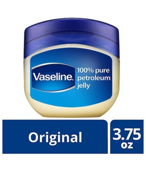 VASELINE� PETROLEUM JELLY 3.75oz- ORIGINAL (USA) - 12/UNIT