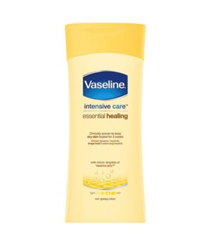 VASELINE® LOTION 200 ML ESSENTIAL HEALING- 12/UNIT