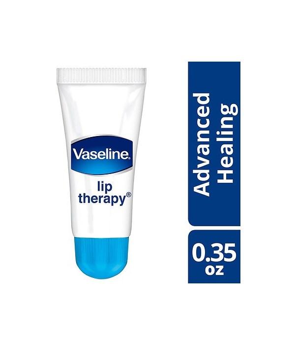 VASELINE® LIP THERAPY 0.35oz- REGULAR - 12/UNIT (75000)
