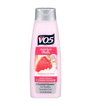 VO5® CONDITIONER 12.5oz - STRAWBERRY & CREAM- 12/UNIT