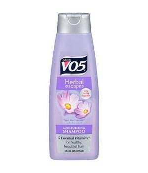 VO5® SHAMPOO 12.5oz - BLOOMING FREESIA WITH ALOE VERA - 12/UNIT