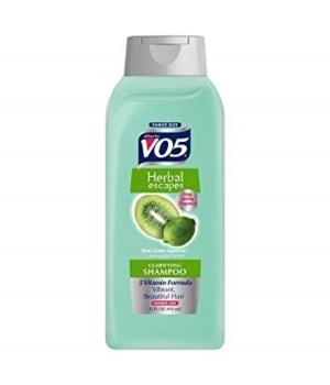 VO5® SHAMPOO 33oz - KIWI LIME - 4/CS