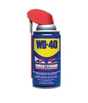 WD-40® 8oz - SMART STRAW - 12/CS