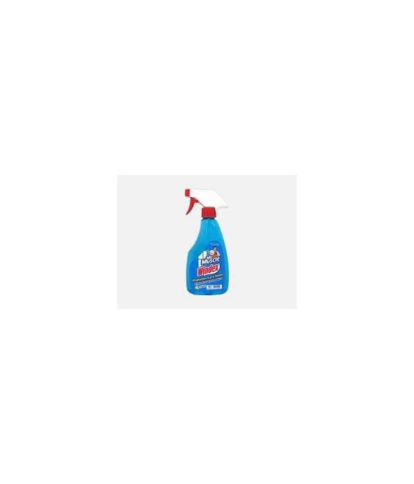WINDEX® LIQUID PUMP 500ML- FRESH  12/CS