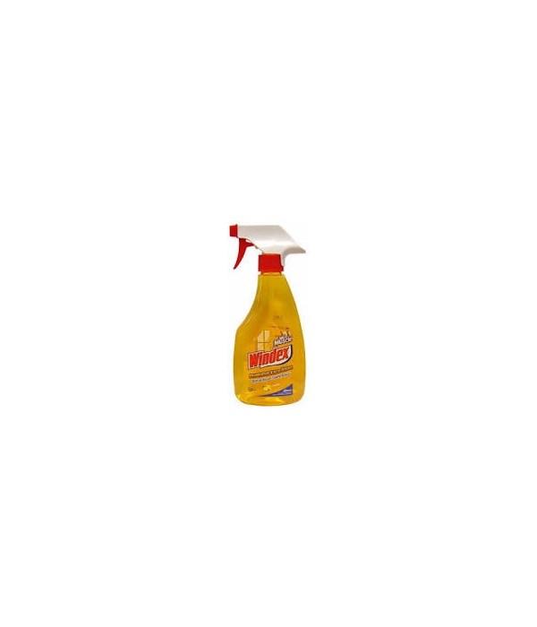 WINDEX® LIQUID PUMP 500ML- LEMON- 12/CS
