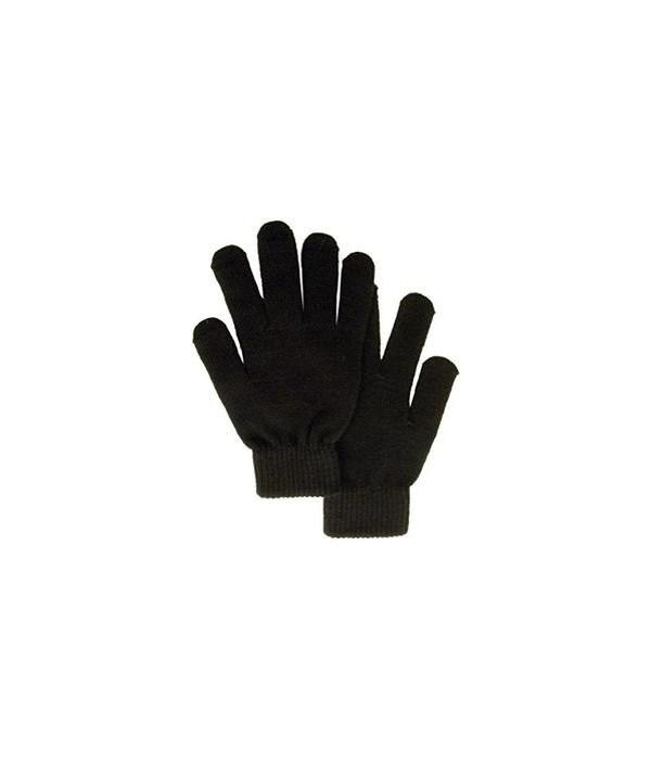 WINTER® MAGIC GLOVES- MEN BLACK - 12X12 = 144/CS