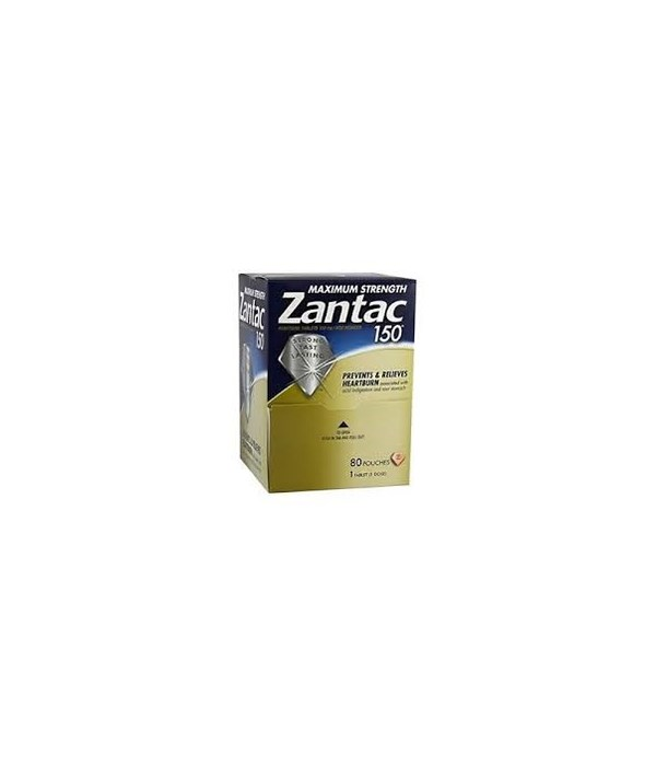 Zantac® 150 Box - 25CT/1PK