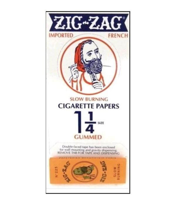 ZIG ZAG 1 1/4 ORANGE 24CT