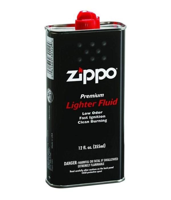 ZIPPO® LIGHTER FLUID 24/12 OZ  (3165)