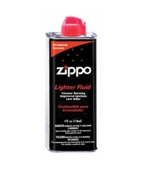 ZIPPO® LIGHTER FLUID 24/4 OZ  (3141)