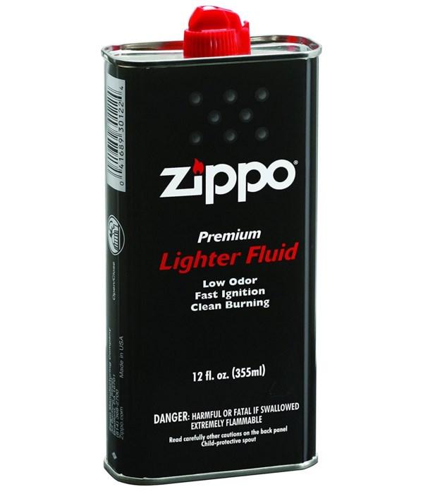 ZIPPO® LIGHTER FLUID 12/12 OZ  (3365)