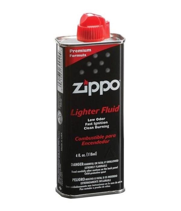 ZIPPO® LIGHTER FLUID 12/4 OZ (3341)