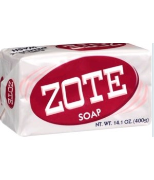 ZOTE® LAUND SOAP PINK  25/14.11 OZ- ( 01200500571 )