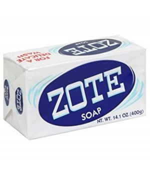 ZOTE® LAUND SOAP WHITE 25/14.11 OZ- ( 01200500573 )