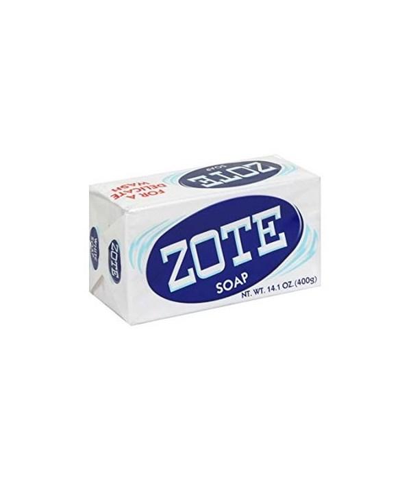 ZOTE® LAUND SOAP WHITE 25/14.11 OZ- ( 01200500573 )