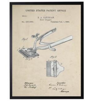 Watercolor School Desk patent