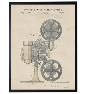 Watercolor Patent Motion Picture