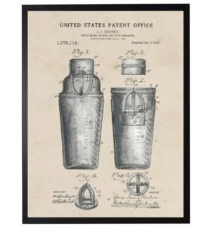 Watercolor Patent Shaker