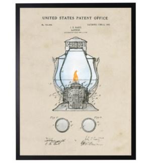 Watercolor lantern patent