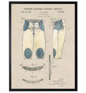 Football pants Patent