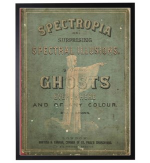 Ghost book poster