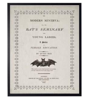 Bat Seminary Poster