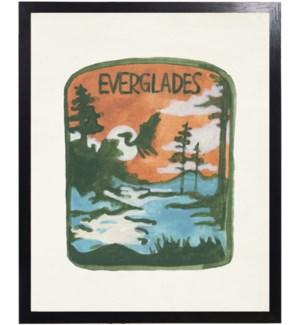 Everglades Park logo