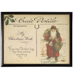 Christmas Post Card B