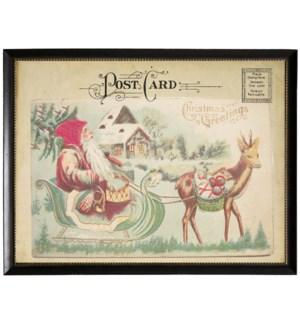 Christmas Post Card C