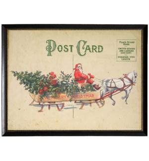 Christmas Post Card D