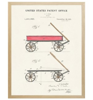 Red Wagon patent