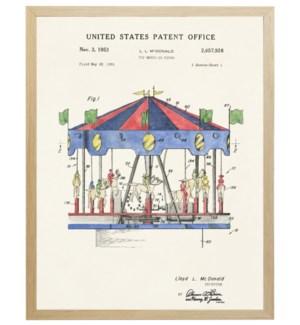 Merry Go Round Patent