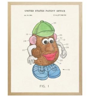 Mr. Potato Head Patent