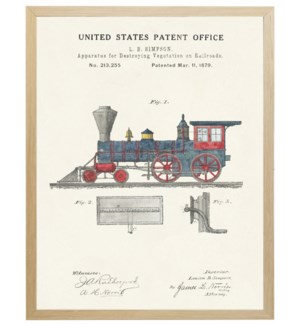 Train Patent