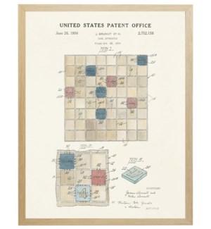 Scrabble Patent