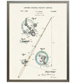 Fishing Reel Patent