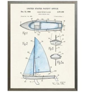 Multi-Purpose Boat Patent