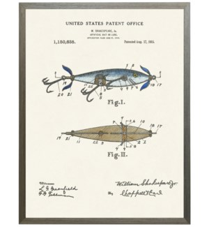 Artificial Bate Lure Patent
