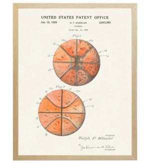Basketball Patent