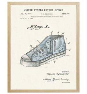 Basketball Shoe Patent