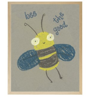 Bee the good bees in pastels