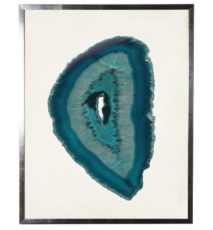Turquoise Agate D