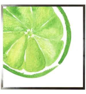 Watercolor lime