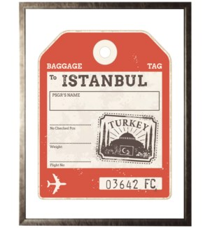 Istanbul Travel Ticket