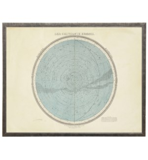 Circular Spa Map